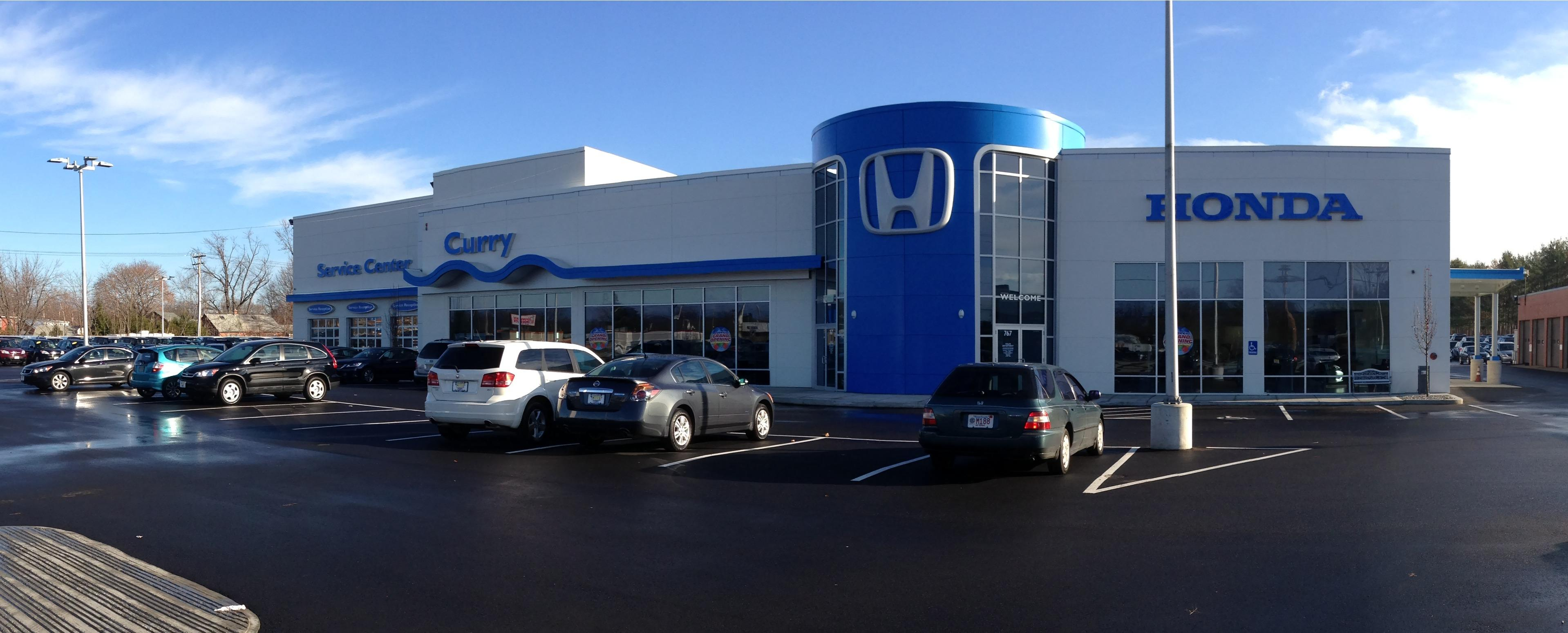 Curry Honda Chicopee 767 Memorial Drive Chicopee, MA Auto Dealers Used Cars    MapQuest