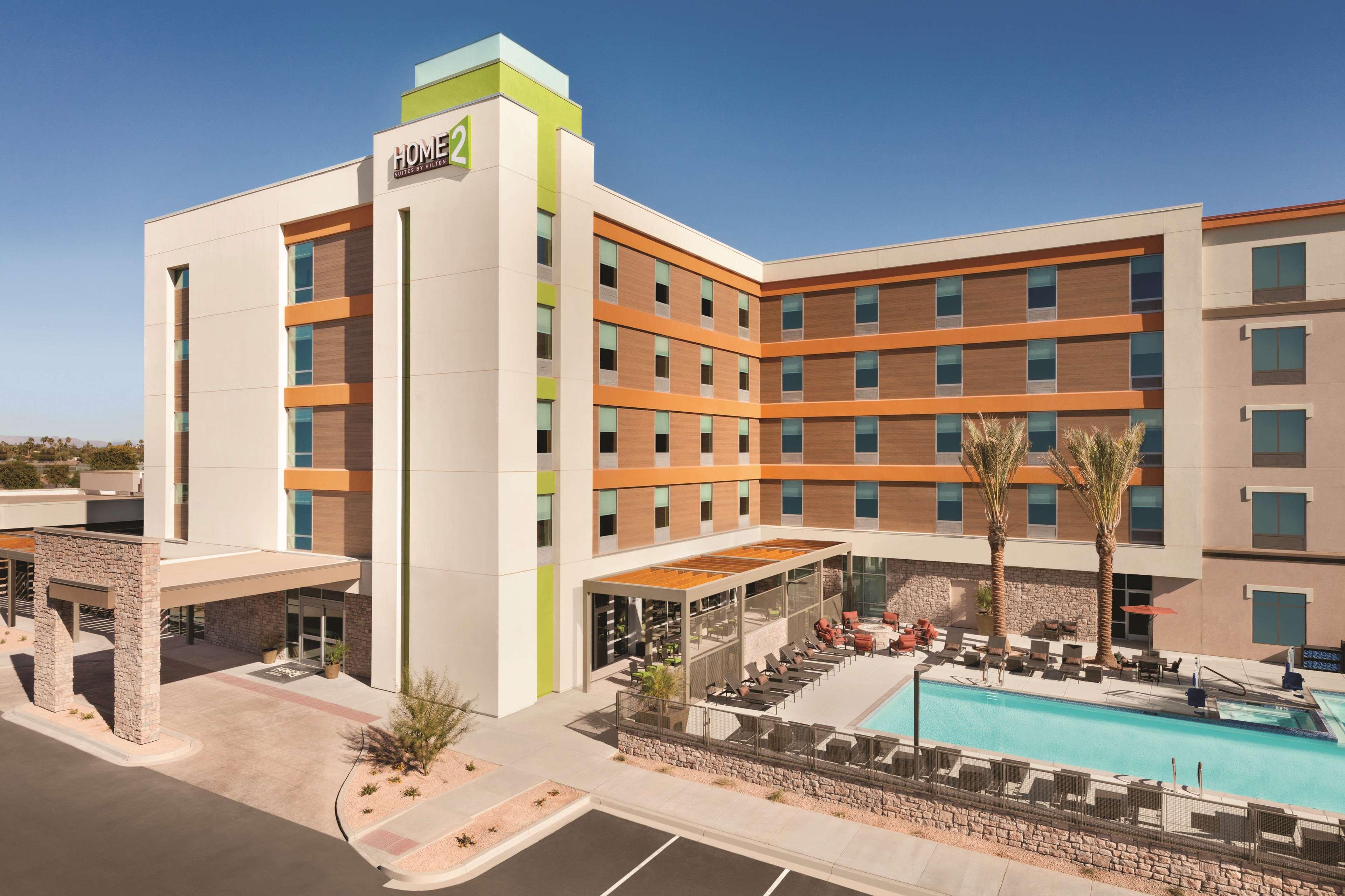 Home2 Suites by Hilton Phoenix-Tempe ASU Research Park image 0