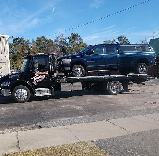 Advanced Towing image 20
