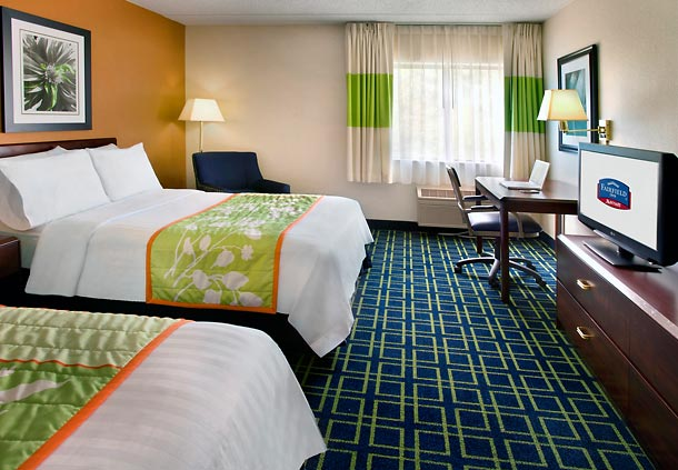 Fairfield Inn by Marriott Amesbury image 3