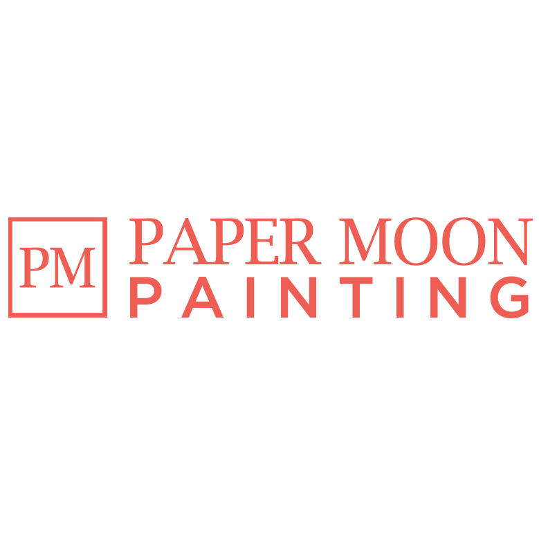Paper Moon Painting