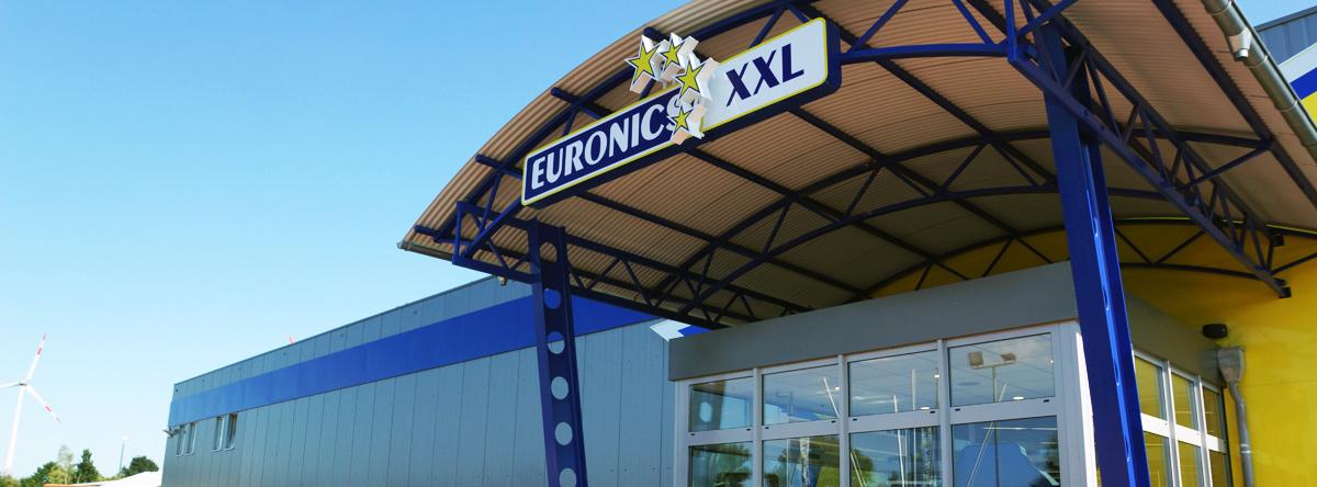 Bild der Euronics XXL Jever
