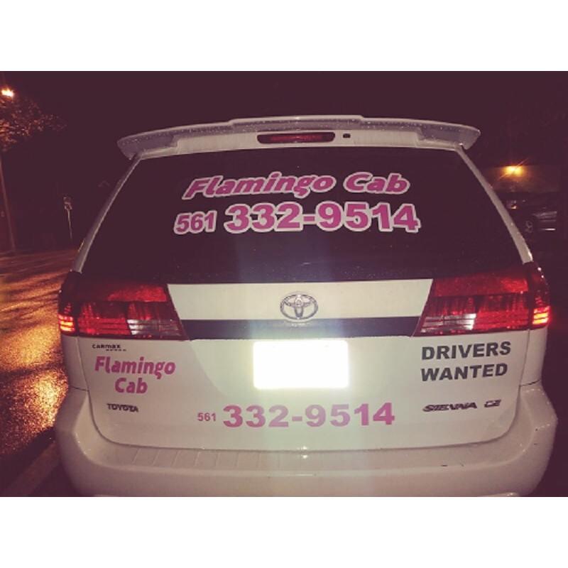 Flamingo Taxi