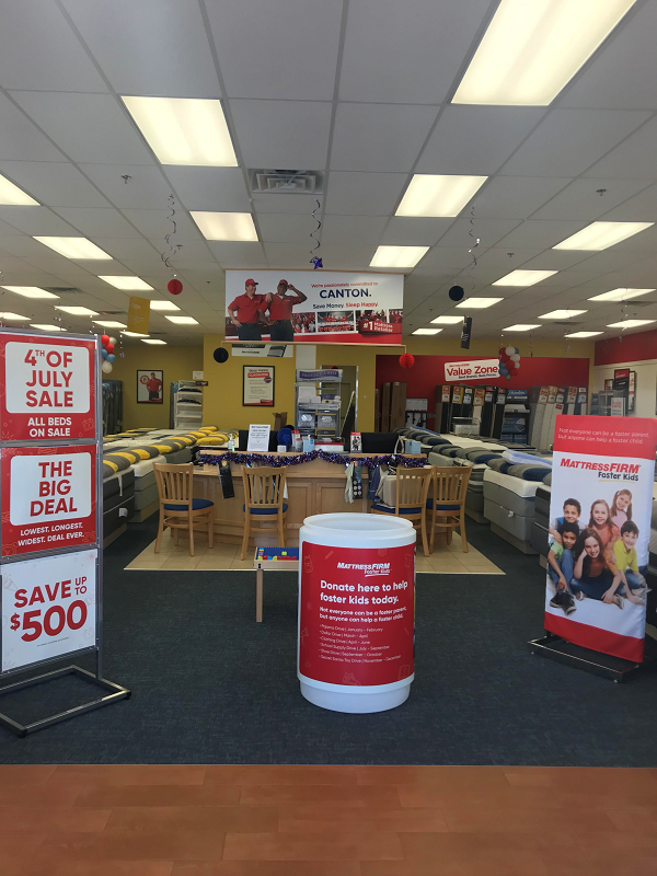 Mattress Firm Canton Marketplace image 4