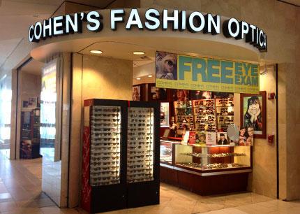 Cohen S Fashion Optical Bayshore Mall