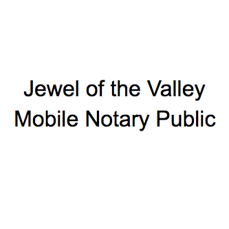 Jewel of the Valley Mobile Notary Publicic image 0