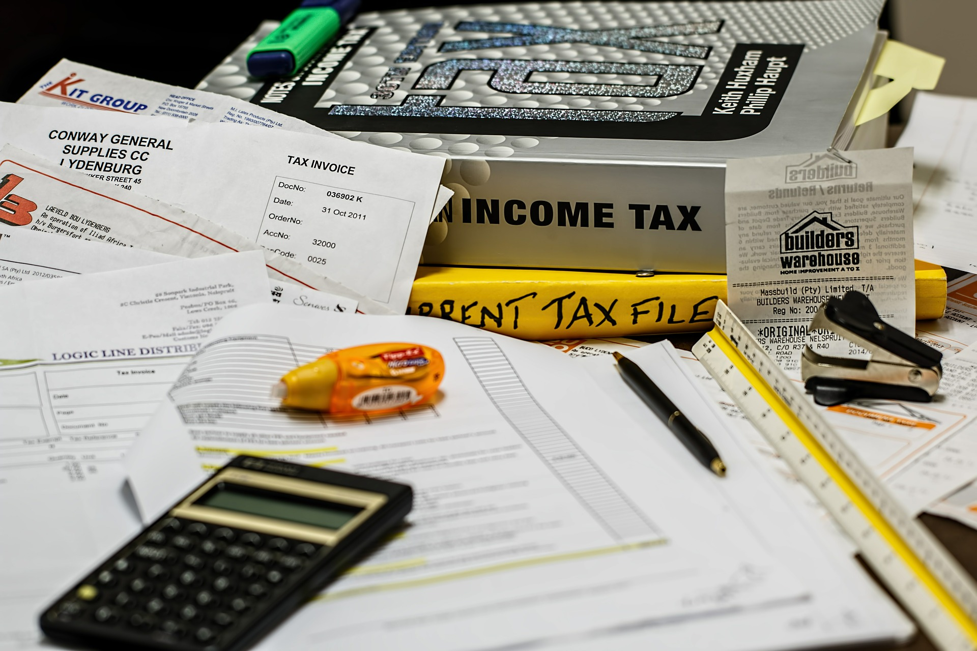 Tax & Financial image 8