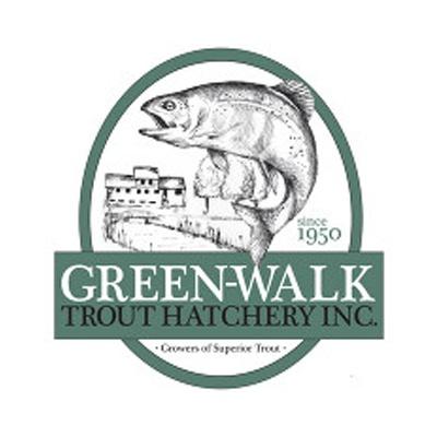 Green Walk Trout Hatchery image 0
