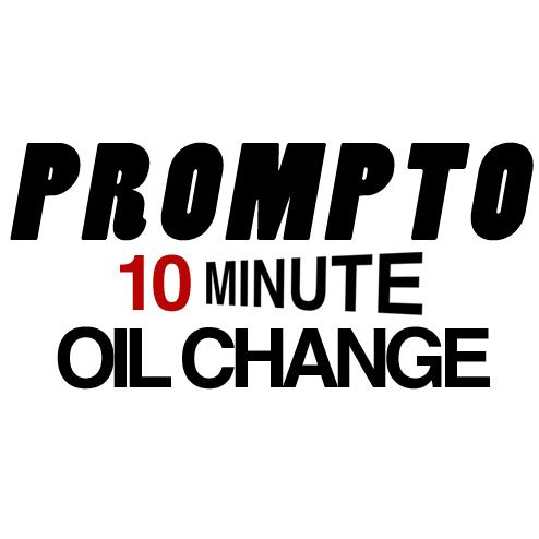 Prompto 10 Minute Oil Change - Portland, ME - General Auto Repair & Service