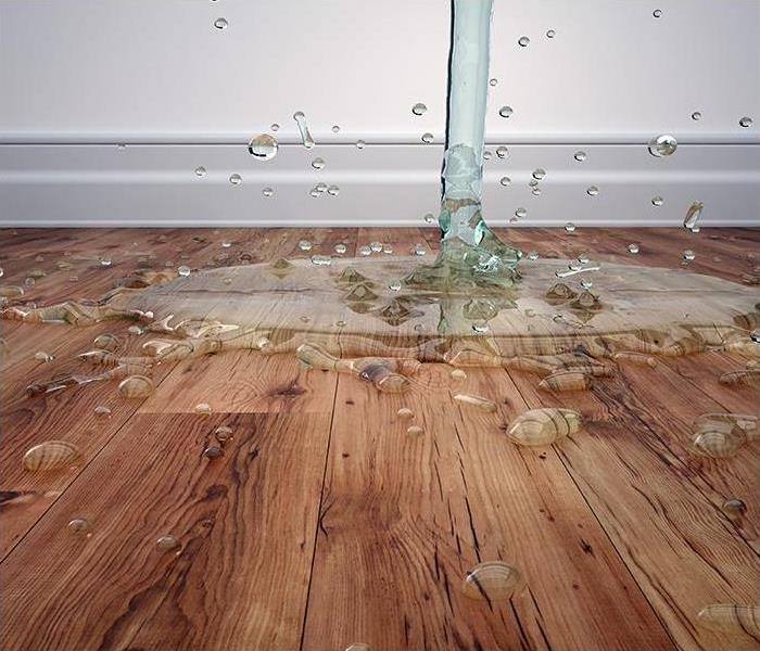 Storm Damage and Your Floors