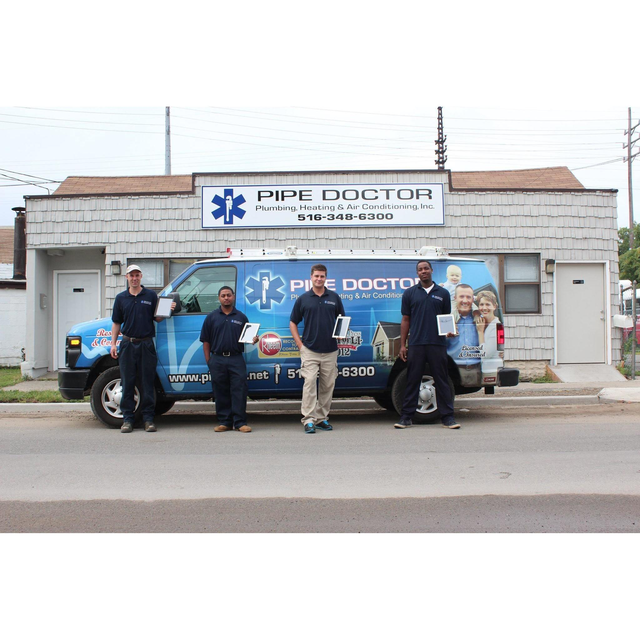 Pipe Doctor Plumbing, Heating & Air Conditioning, Inc. image 16