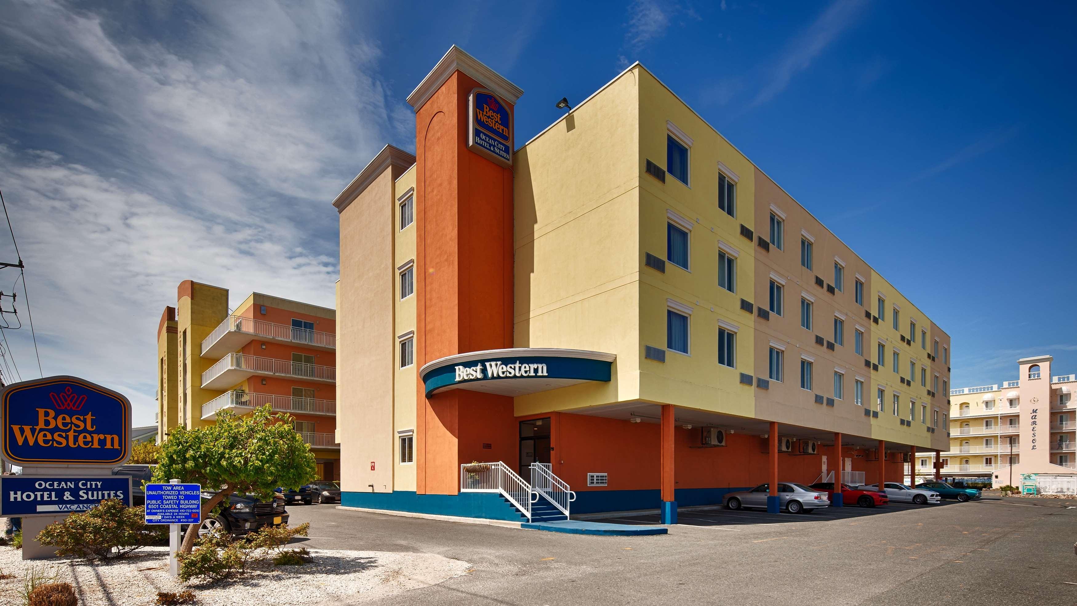 Best Western Ocean City Hotel & Suites image 0