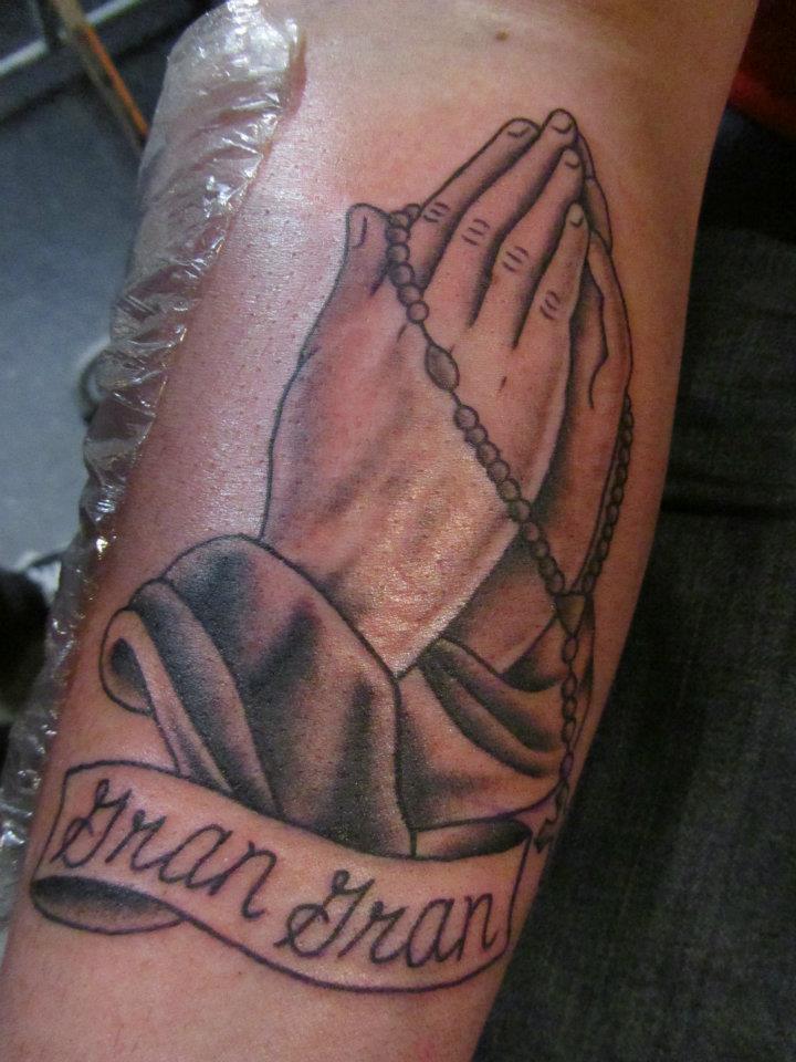 Archangel Tattoo image 15