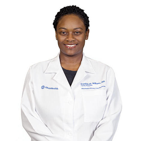 Image For Dr. Kamilah Marie Williams MD