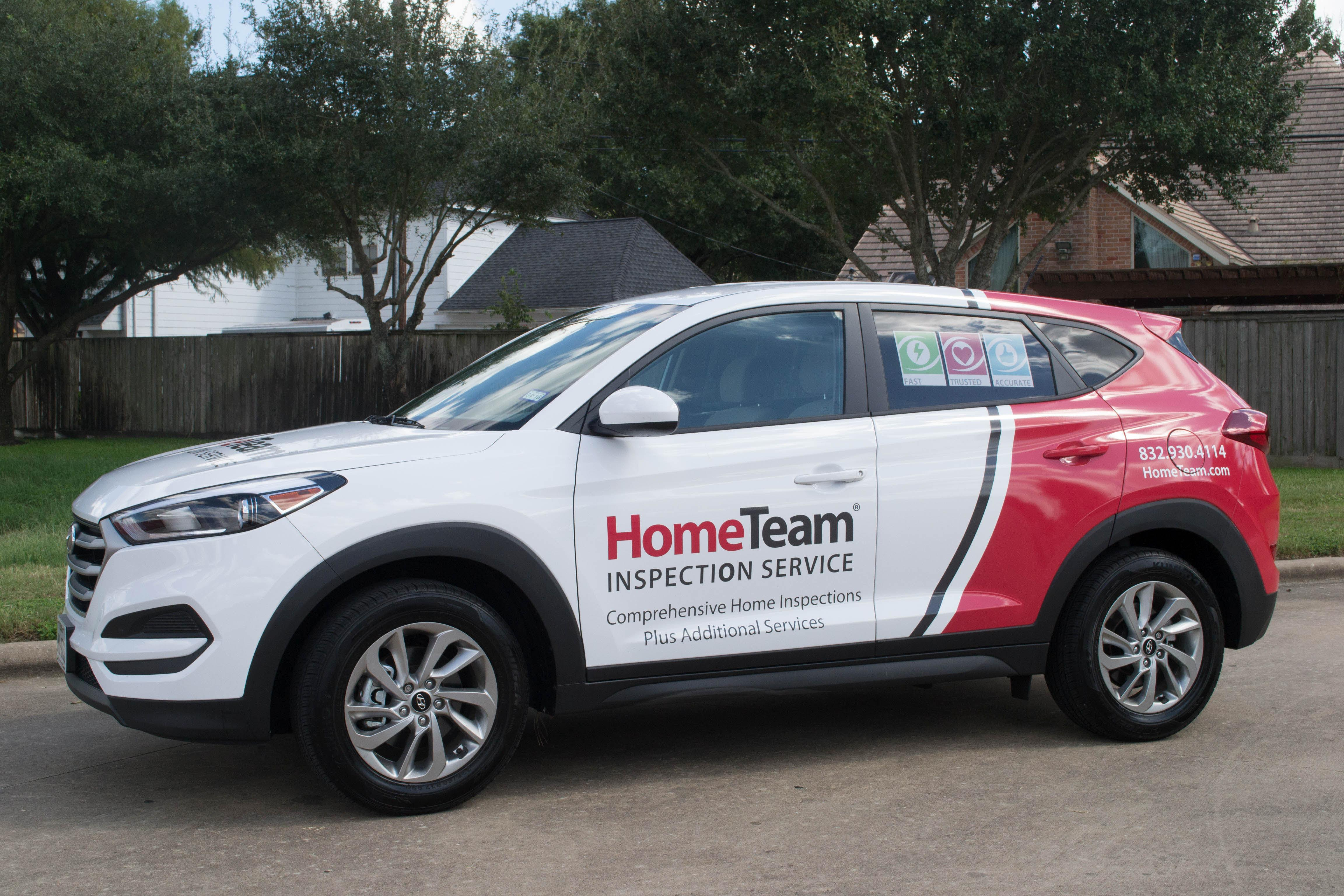 HomeTeam Inspection Service image 1