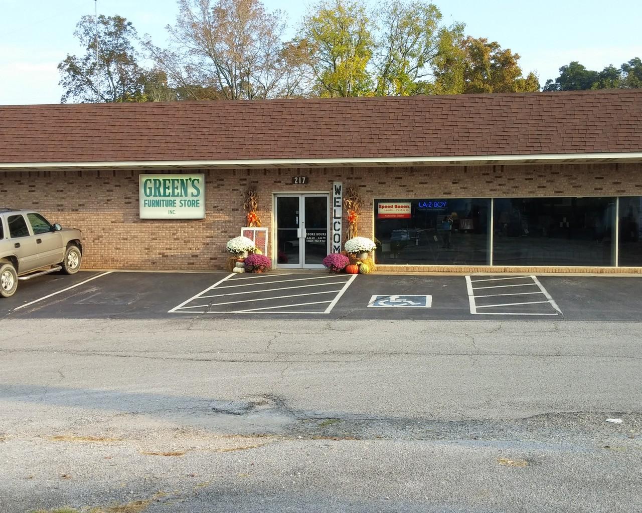 Green's Furniture Store, Inc - Loretto, TN