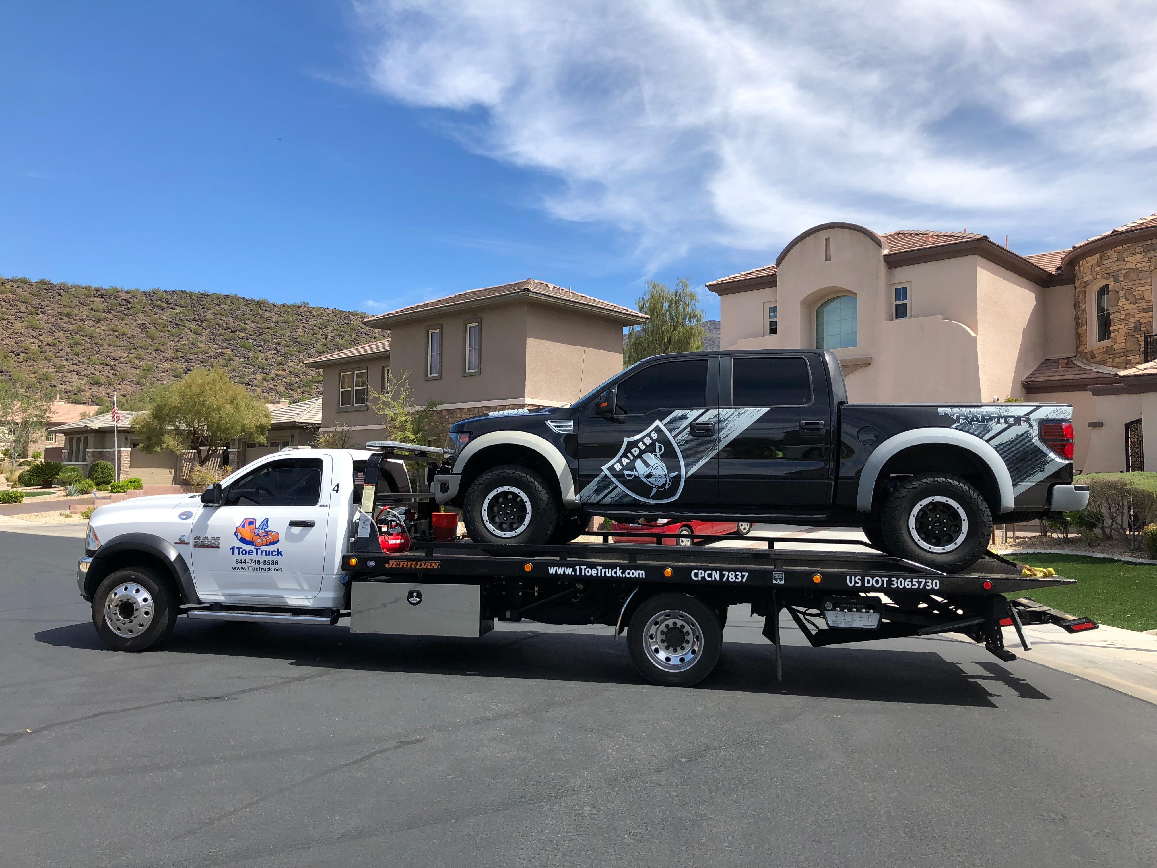 1 Toe Truck, LLC image 0