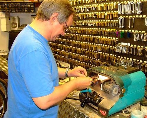 Recommended Locksmith