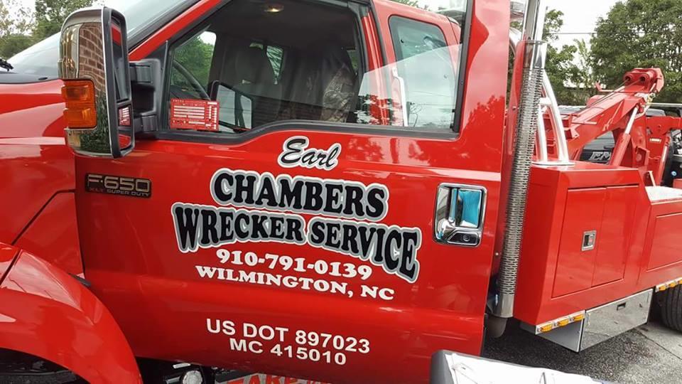 Earl Chambers Wrecker Service image 5