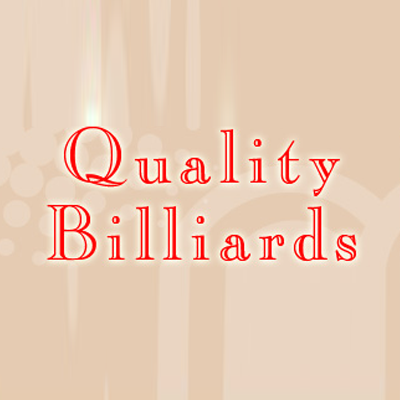 Quality Billiards