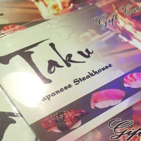 Taku Japanese Steakhouse