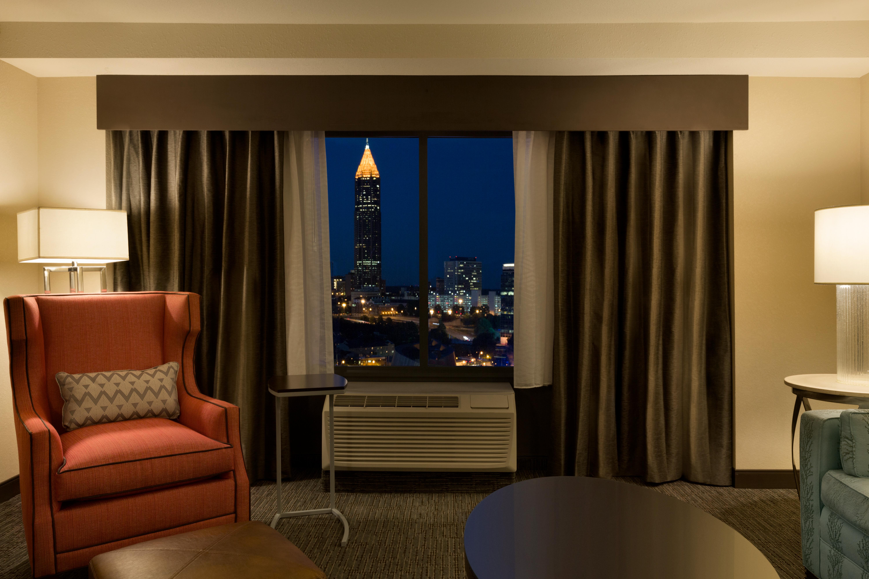 Hilton Garden Inn Atlanta Downtown 275 Baker Street Atlanta, GA ...