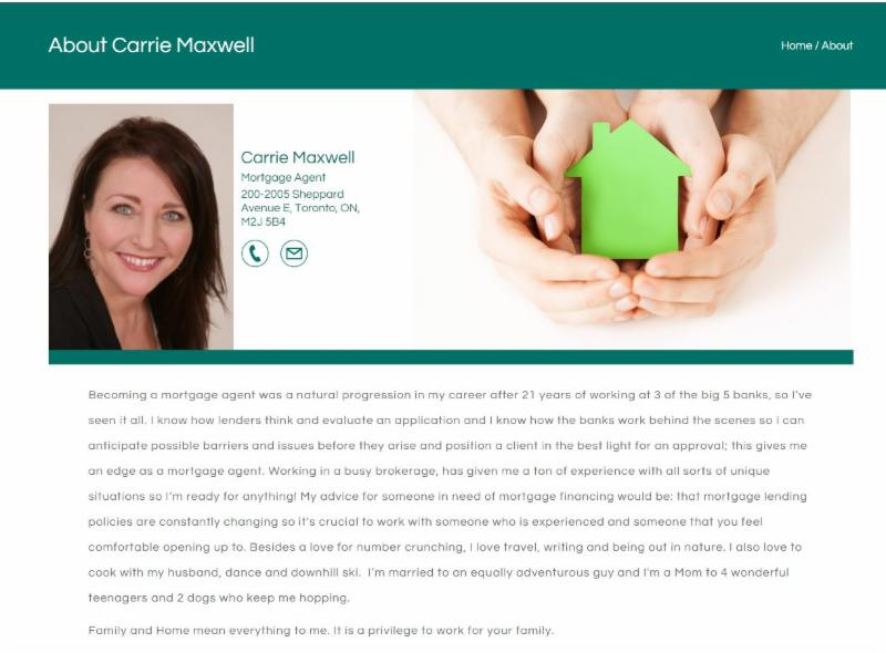 Carrie Maxwell