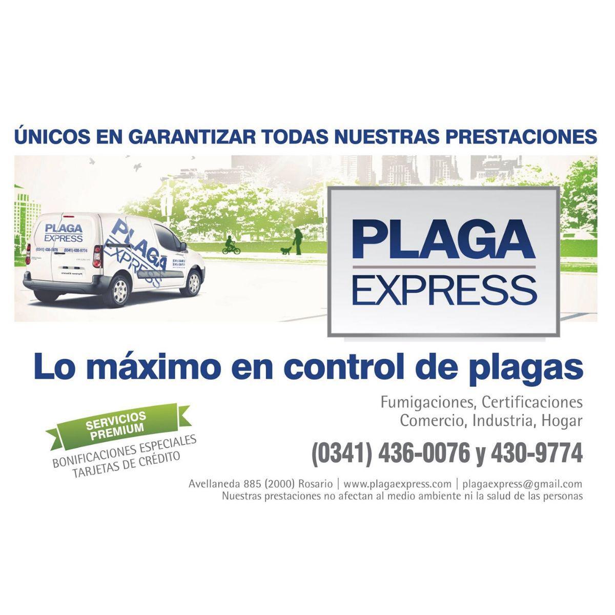 Plaga Express SRL