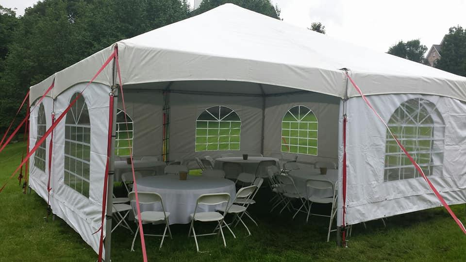 New Road Enterprises Tent Events image 2