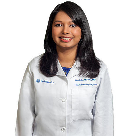 Image For Dr. Deeksha  Agrawal MD