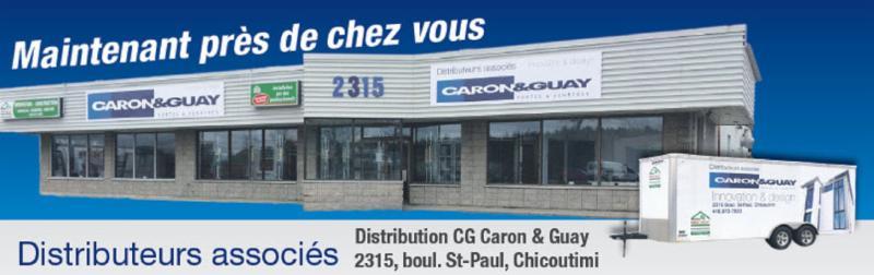 Caron & Guay Chicoutimi (Distributeurs associés)