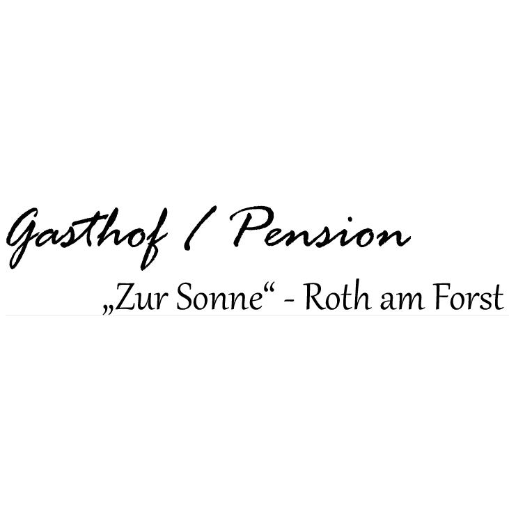Logo von Michael Hanft Gaststätte u. Pension zur Sonne