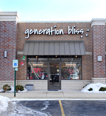 Generation clothing store