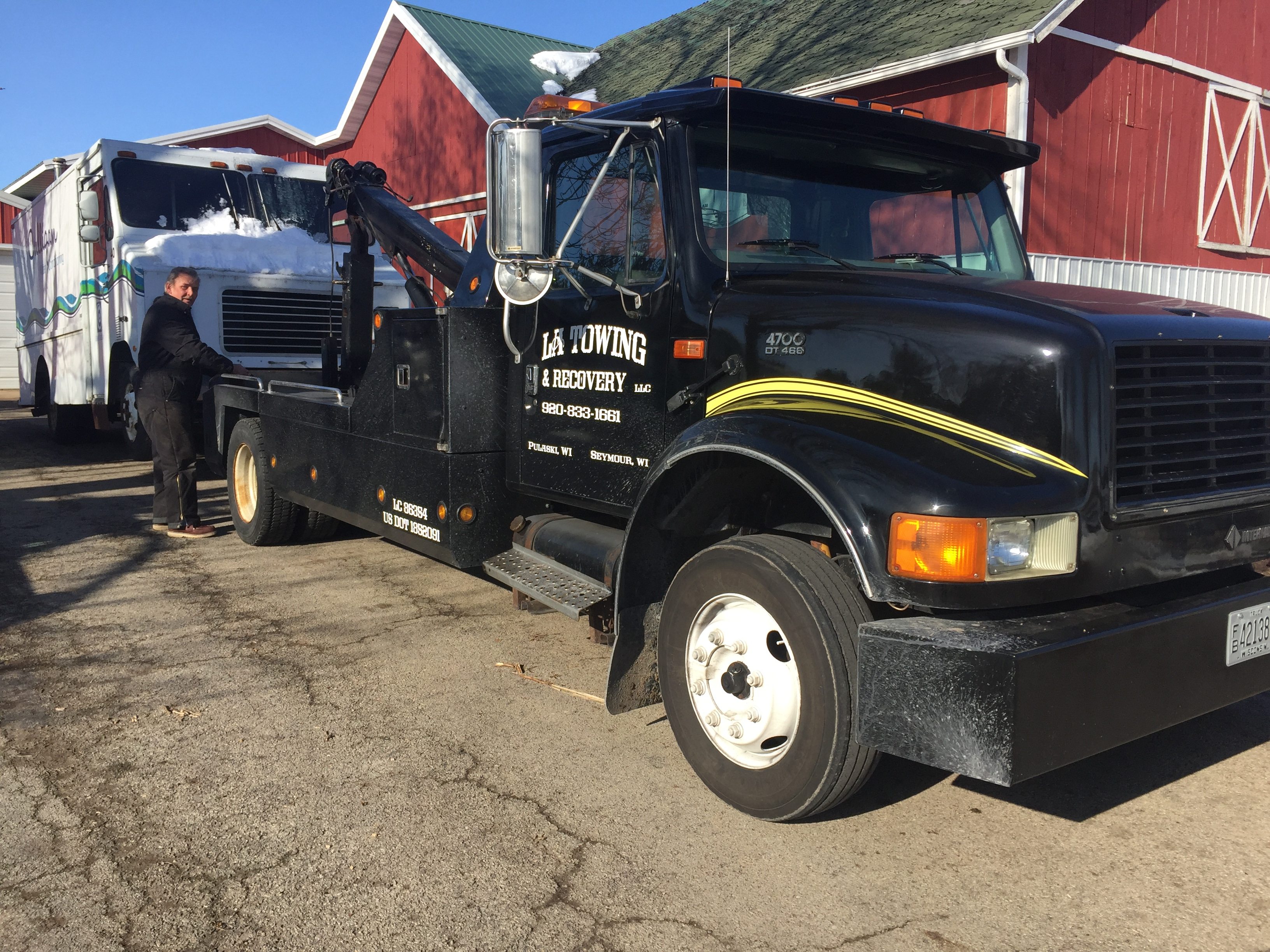LA Towing & Recovery, LLC image 26