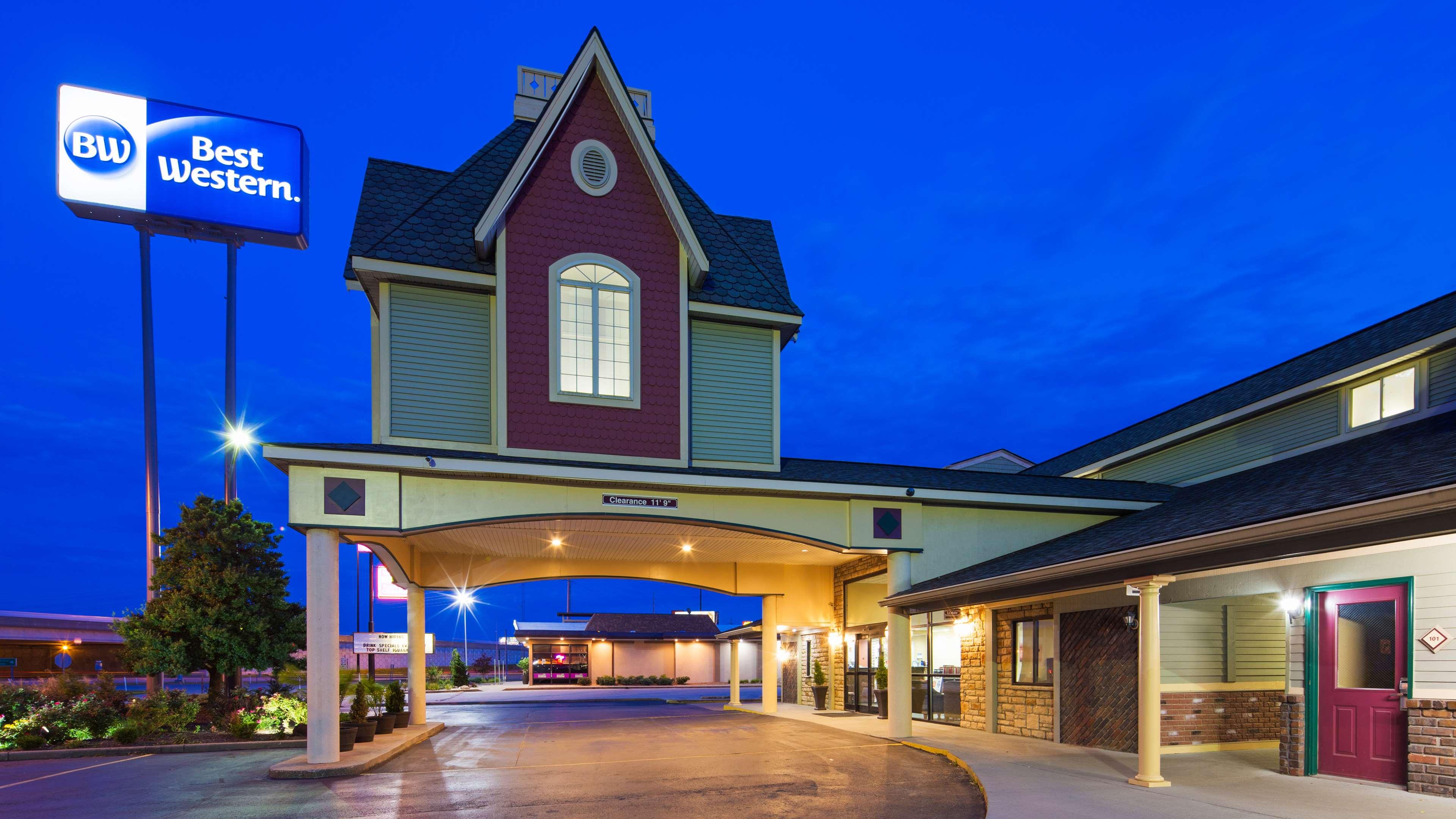 Best Western Green Tree Inn image 0