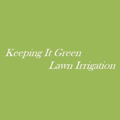 Keeping It Green Inc