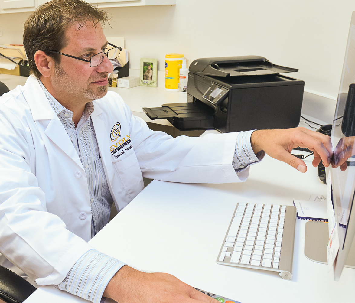 Michael Freedman, MD