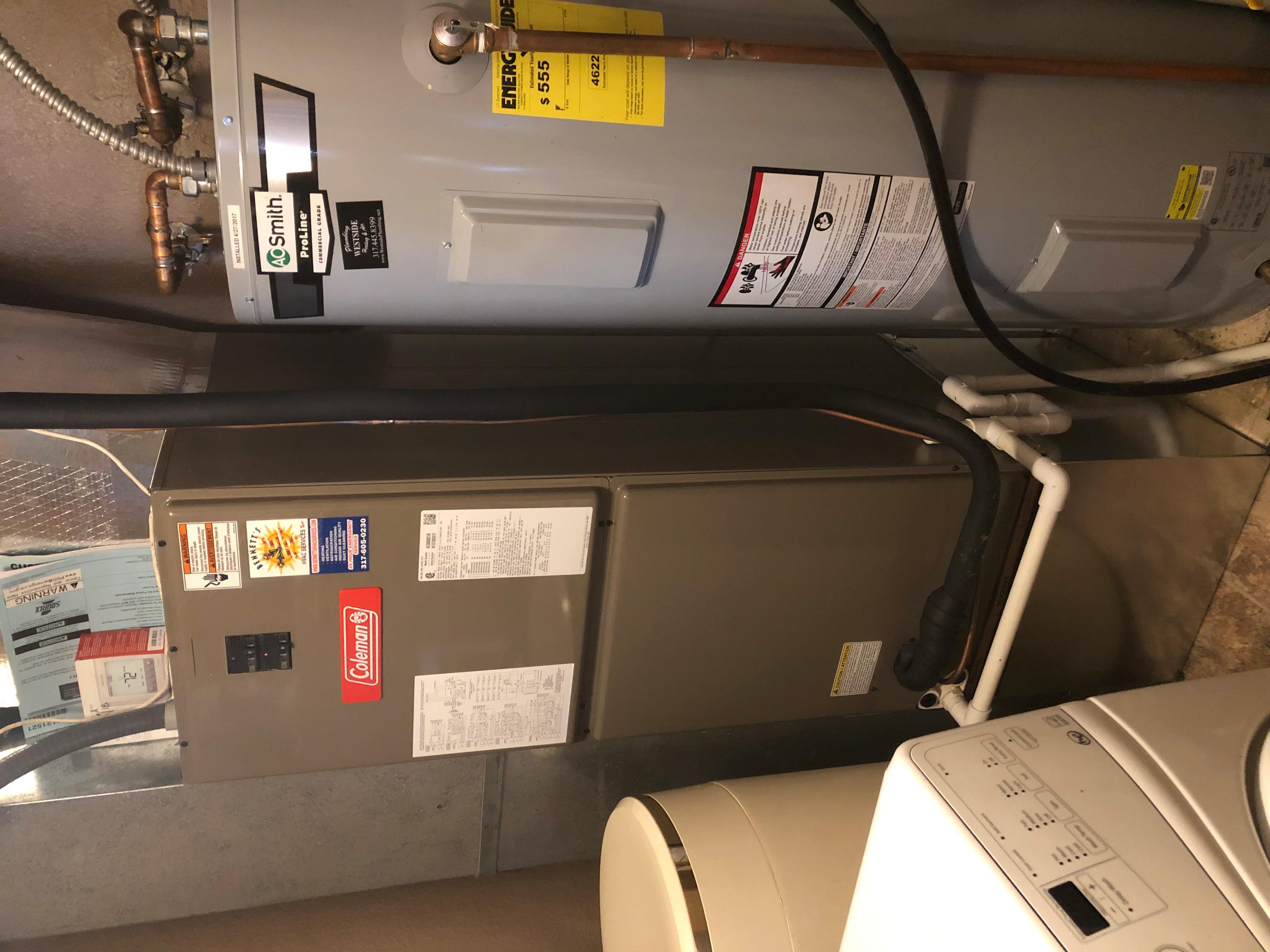 Bennetts HVAC Services image 1