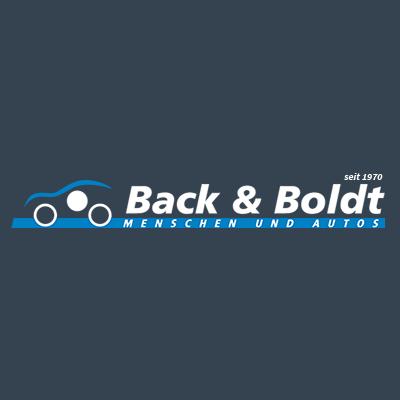 Logo von Back & Boldt GmbH