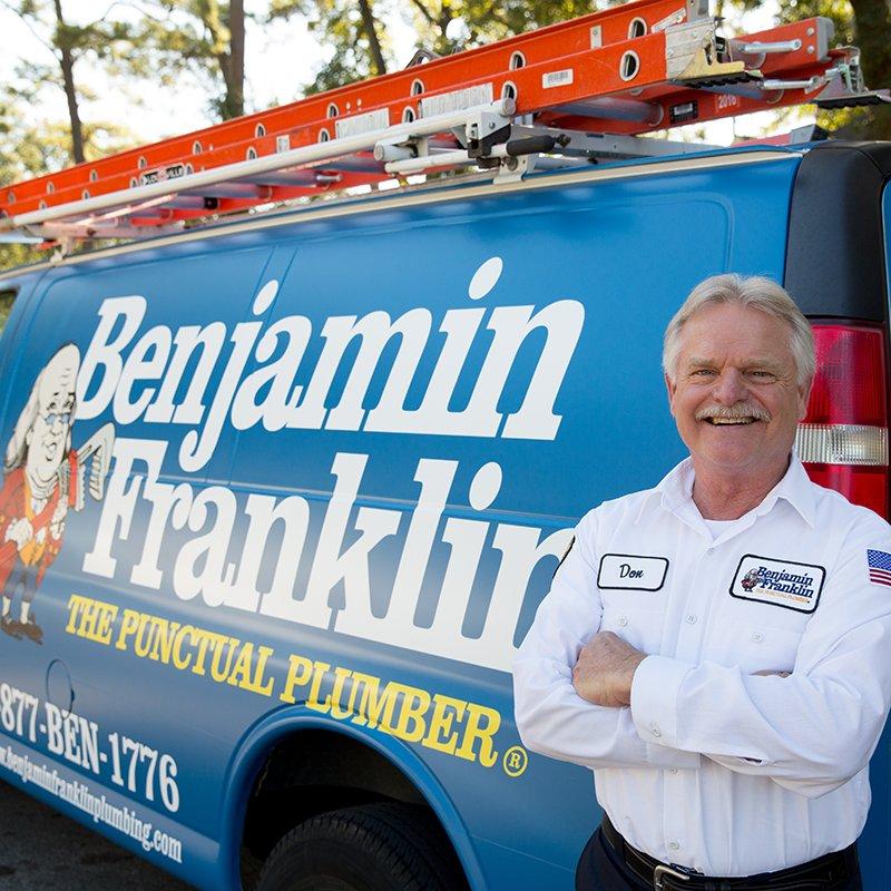 Benjamin Franklin Plumbing image 2