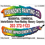 Robinson's Painting  and  Home Improvements, LLC