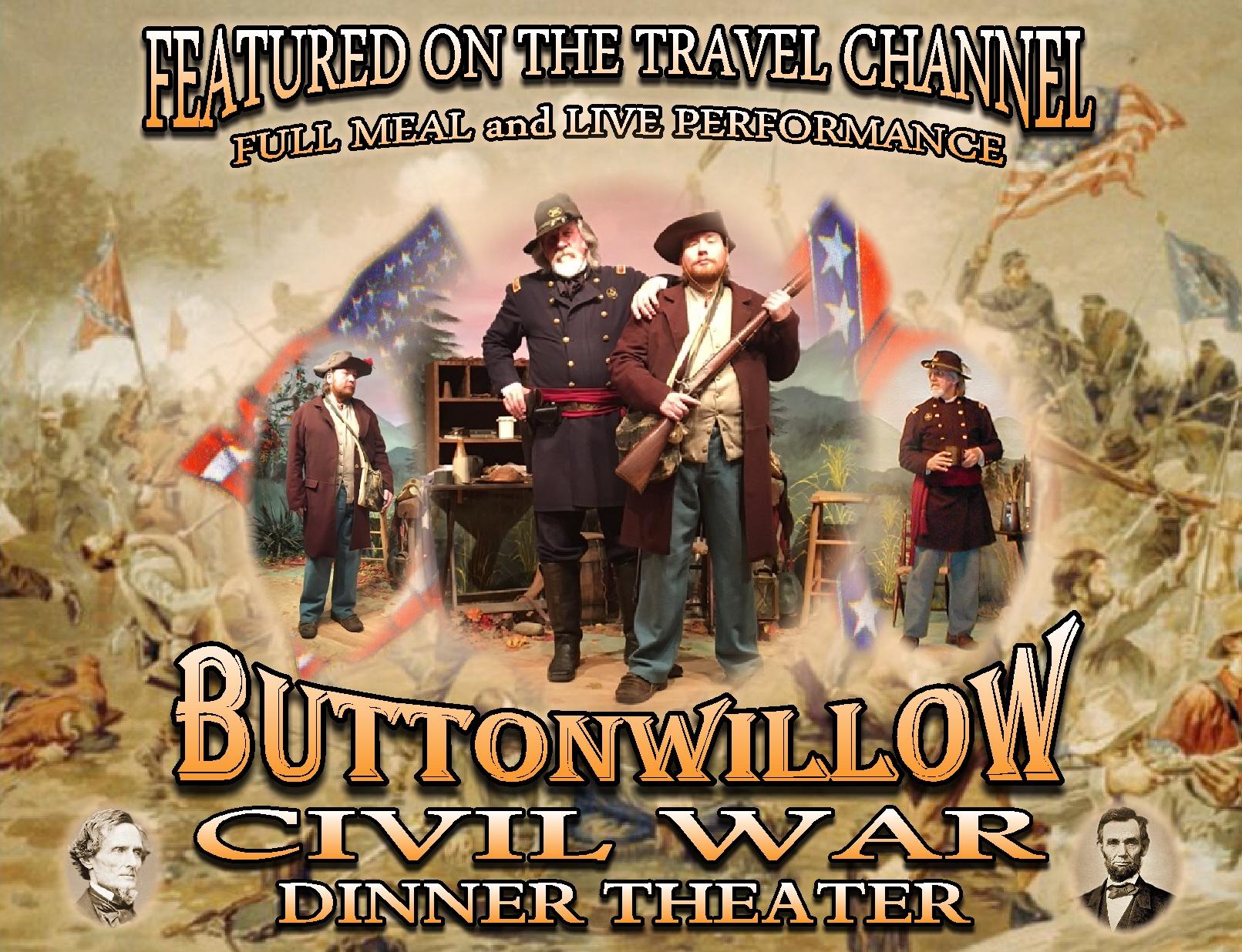 Buttonwillow Civil War Dinner Theater image 3