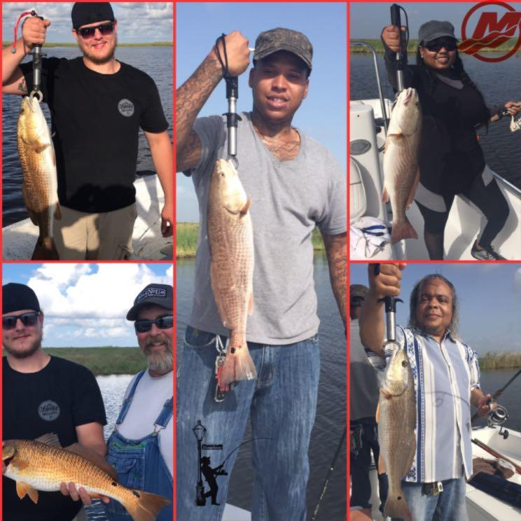 New Orleans Style Fishing Charters LLC image 50