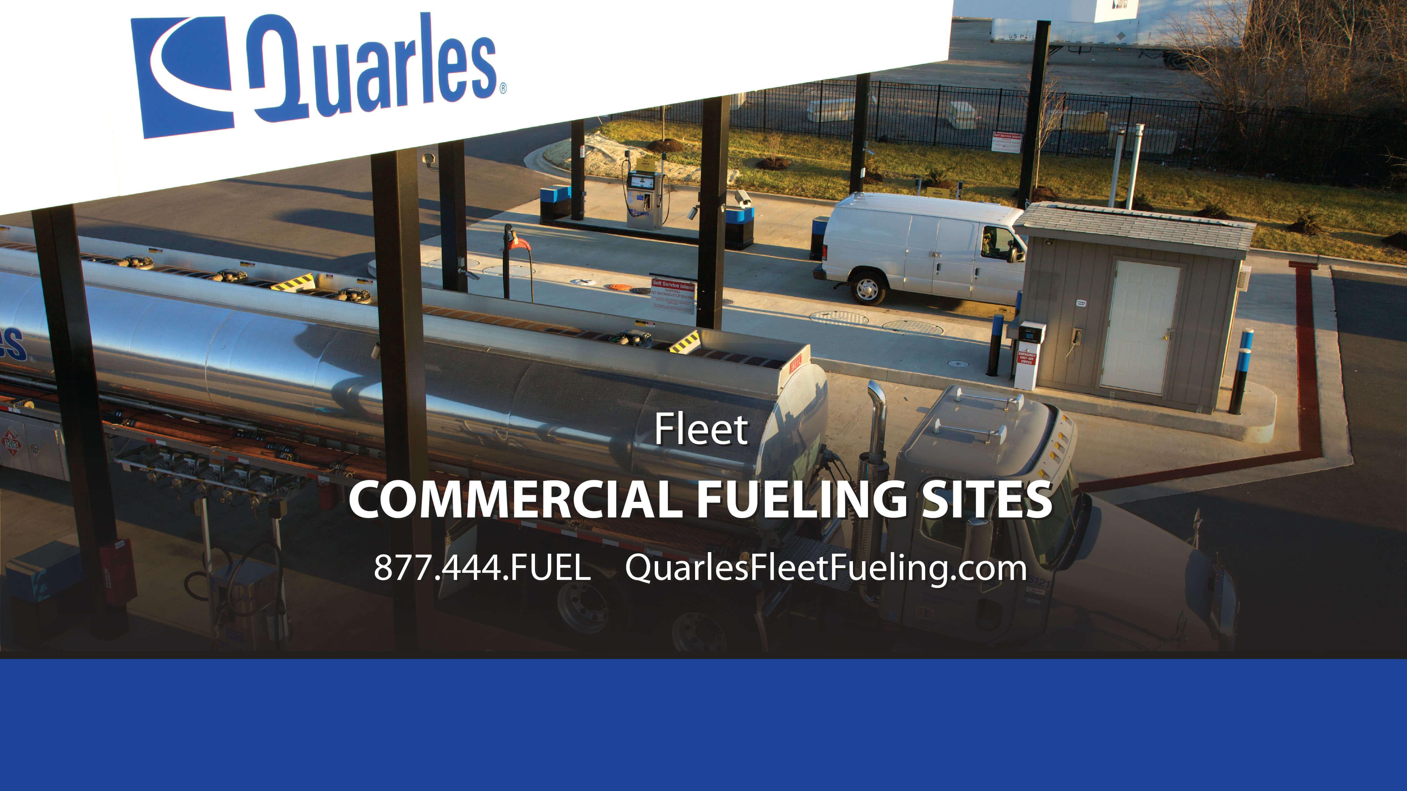 Quarles Fleet Fueling - Chantilly image 0