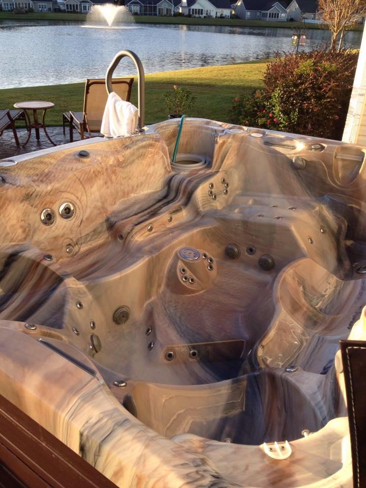 Hot Tub Repair Service : Bubble troubles hot tub repair service mount pleasant