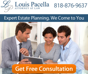 Louis Pacella, Attorney at Law - ad image