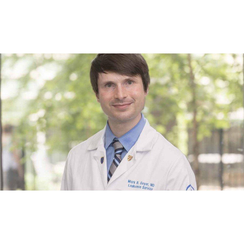 Image For Dr. Mark B. Geyer MD