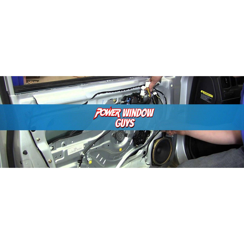 Phoenix Power Window Repair