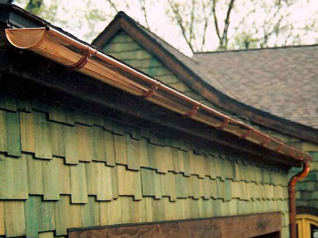 Midwest Seamless Gutters image 1