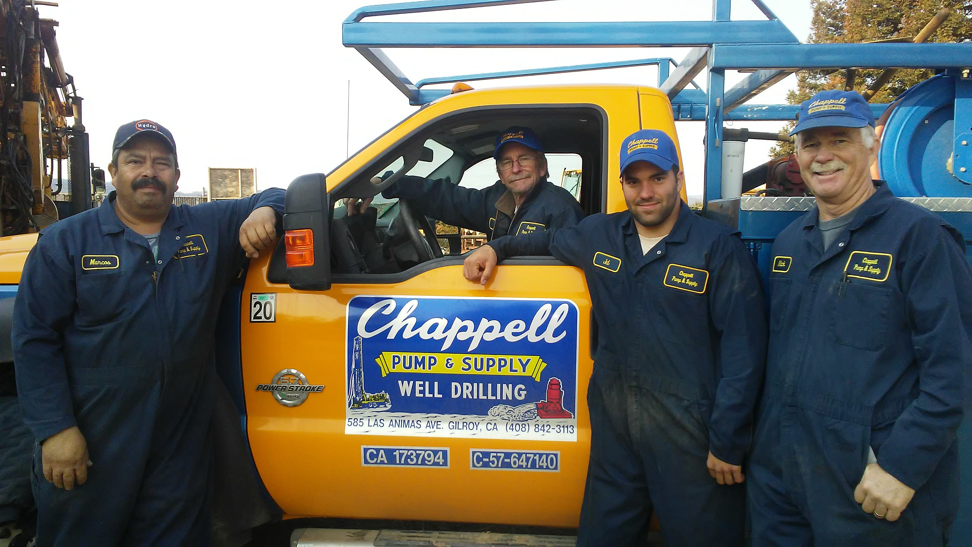 Chappell Pump & Supply
